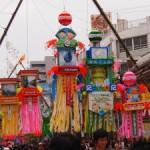 平塚の七夕祭りにいってきました。
