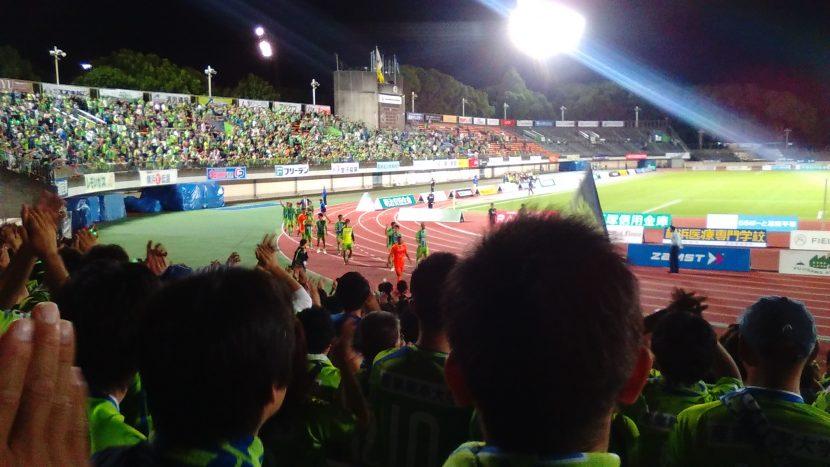 サッカーは水戸戦3-0勝利!