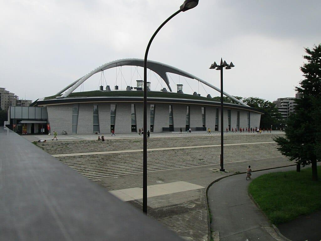 駒沢オリンピック公園屋内競技場
