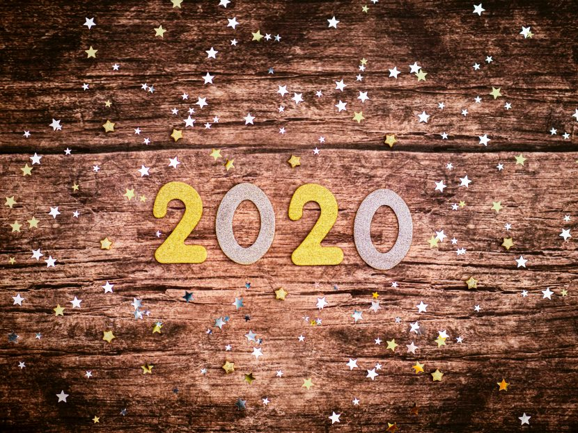 2020年へ